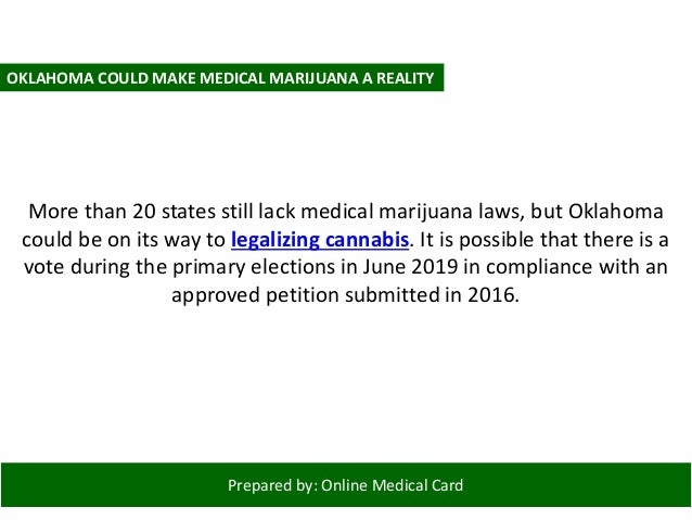 Prepared by: Online Medical Card READ FULL POST 5 STATES THAT ARE MOST LIKELY TO LEGALIZE CANNABIS IN 2019
