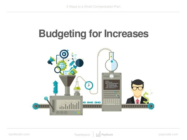 bamboohr.com payscale.com 5 Steps to a Smart Compensation Plan Budgeting for Increases