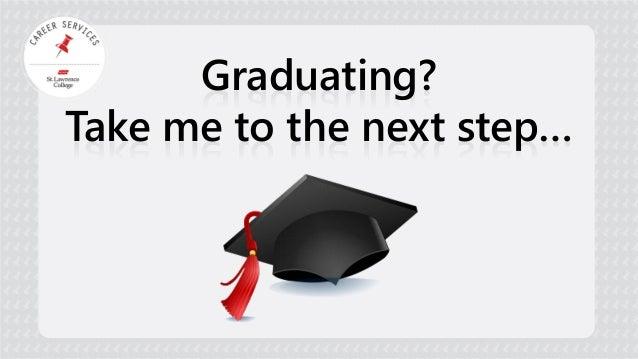 5 Steps for Success After Graduation!