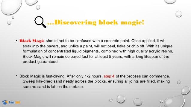 Block magic smartseal