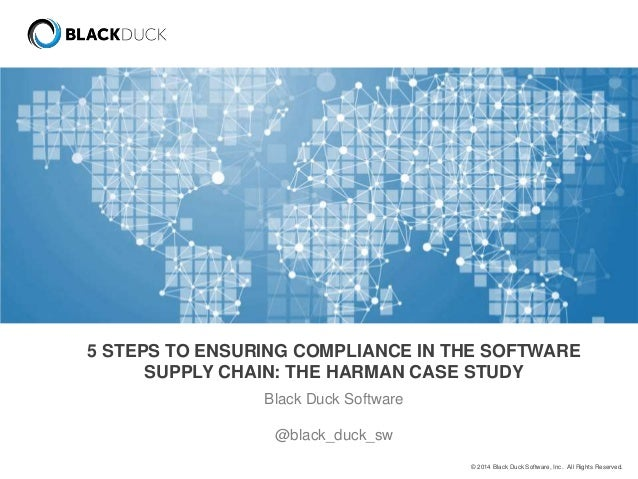 Supply chain case 1