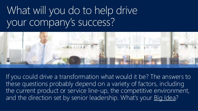 5 Steps to Help Your Organization Succeed This Year Slide 3