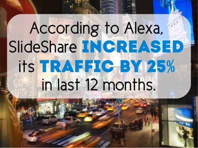 5 steps to Improve Your Business With SlideShare Slide 2