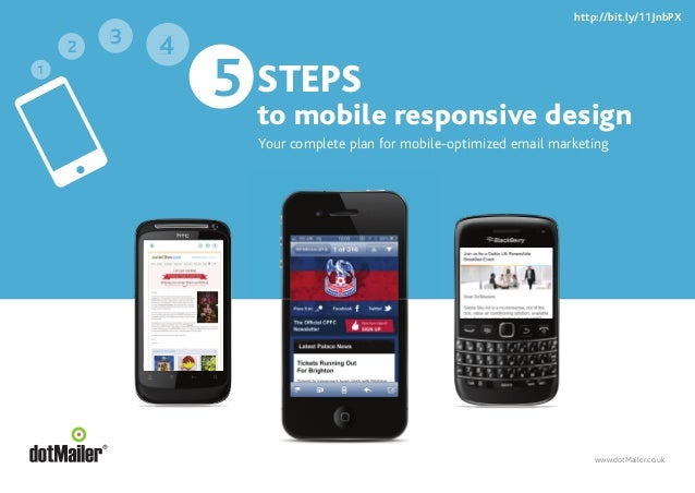 http://bit.ly/11JnbPX    2        3   41                5 STEPS                  to mobile responsive design              ...