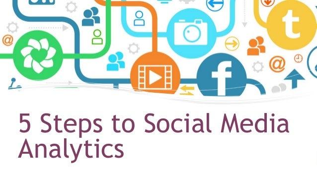 5 Steps to Social Media Analytics