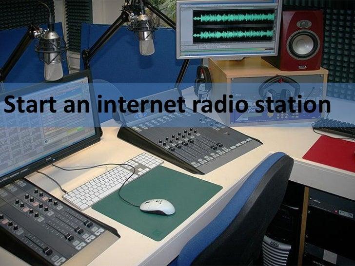 5 steps to starting a radio station