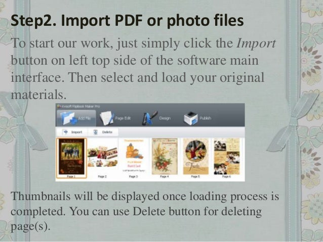 how to turn pdf to ebook