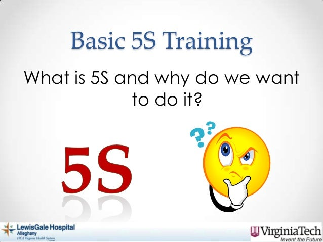 5s in hospitals workshop, Powerpoint templates