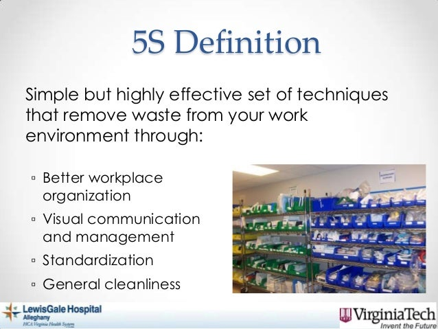 5S DEFINITION EPUB