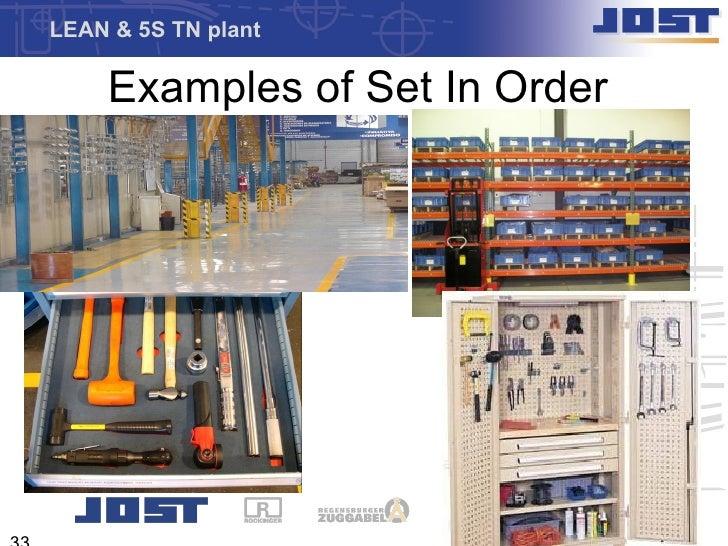 5 S Training Shop Floor 4