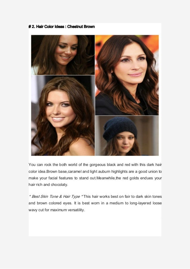 5 Striking Dark Hair Color Ideas For Thanksgiving Day 2013 By Rpgshow