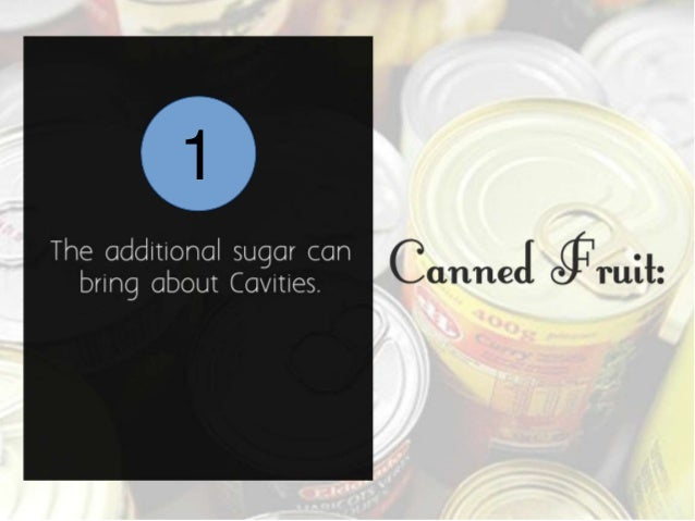 5 Surprising Foods That Can Damage Your Teeth Slide 2