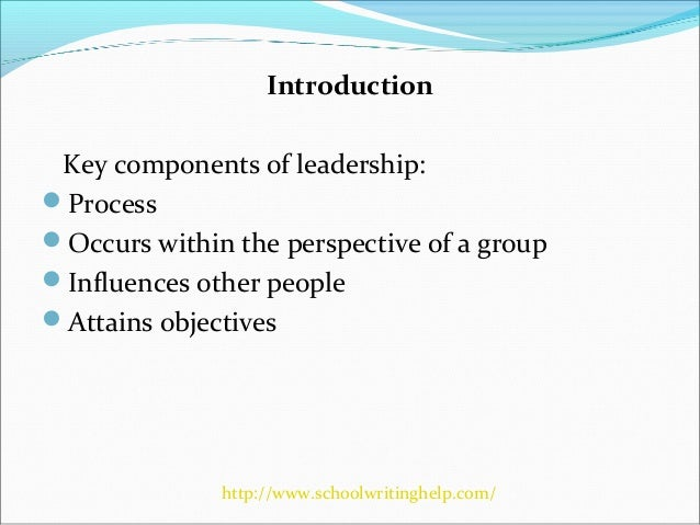 leadership trait theories gary yukl Power point presentation of the different theories of leadership leadership trait theories of leadership gary yukl, 1981, 1989) leadership.
