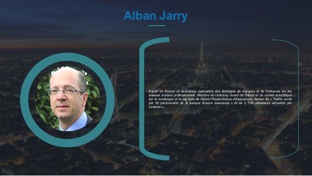 #PortraitDeStartuper 33 Alban Jarry Expert en finance et assurance, spécialiste des stratégies de marques et de l'influenc...