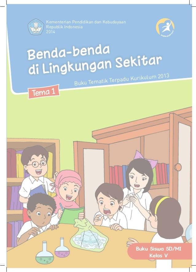 Buku Siswa Kls 5 Tema 1
