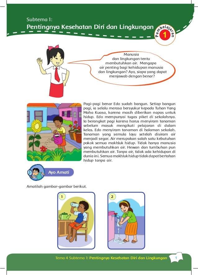 Buku Siswa Kls 5 Tema 4