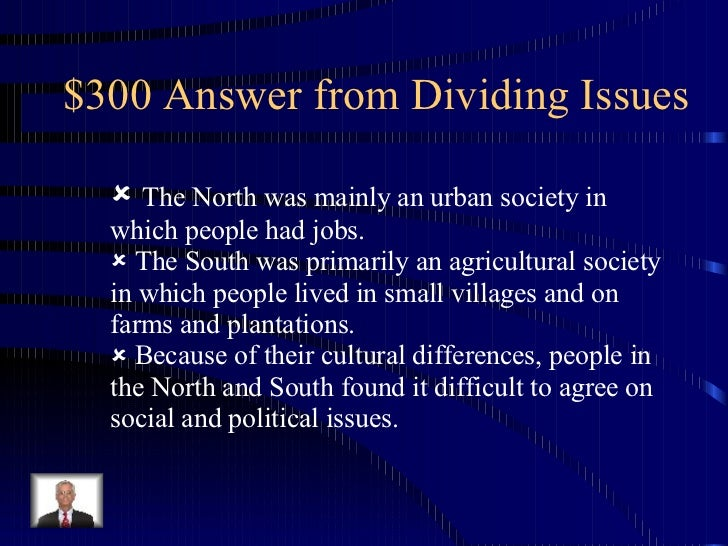 many small issues gradually led to the civil war As a nation, the united states was still primarily agricultural in the years before, during and immediately after the civil war about three-quarters of the population lived in rural areas.