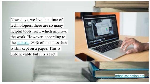 Dissertation questions business management