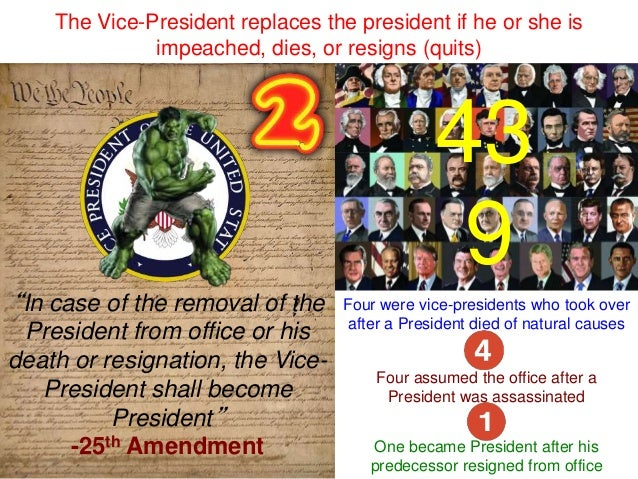 5 the vice president and the cabinet