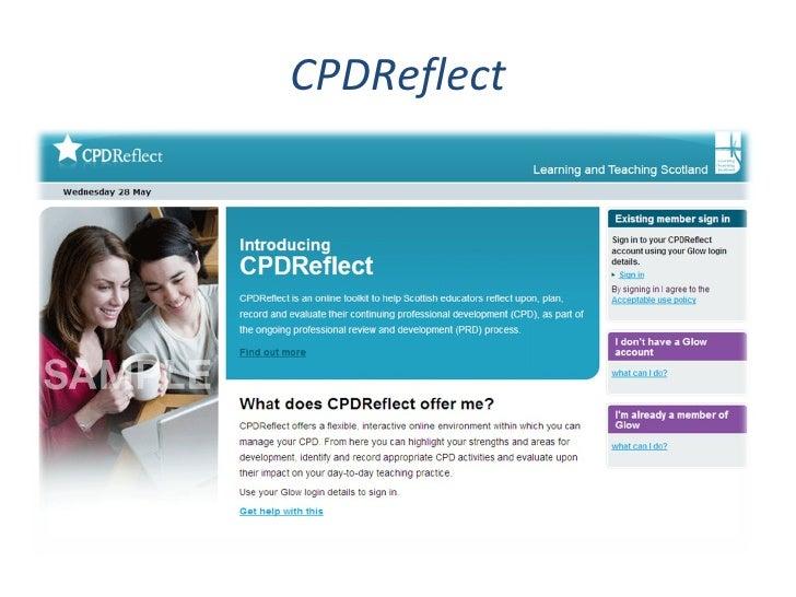 CPDReflect