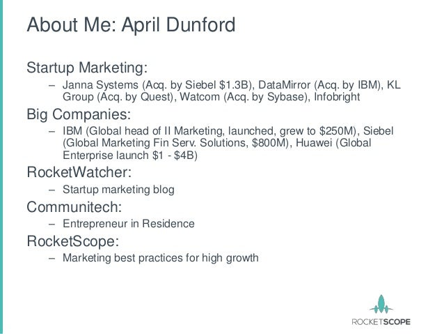 5 things startup marketers can teach big companies Slide 2