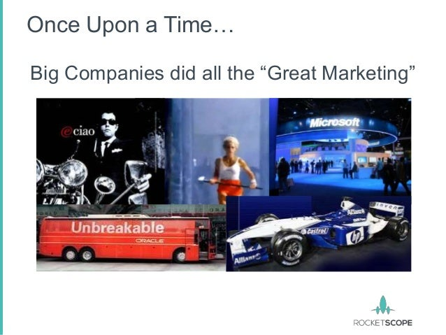 5 things startup marketers can teach big companies Slide 3