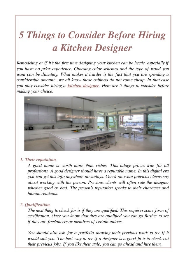 Premium Kitchens FOLLOW US: 2.