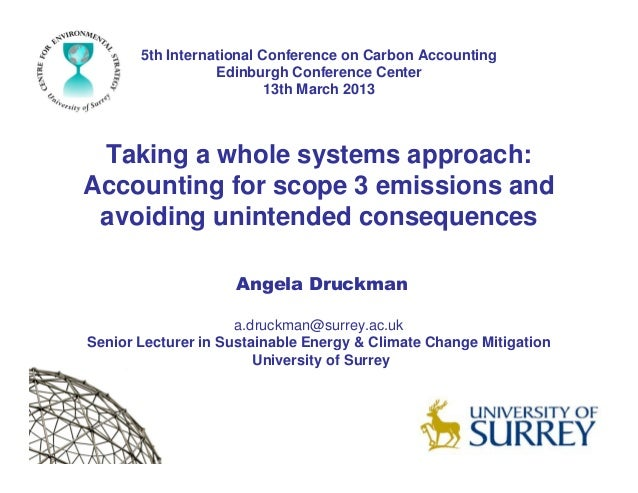 5th International Conference : Angela Druckman