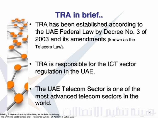 uae telecom industry The telecommunications industry is a capital intensive industry, requiring  substantial capital  telecom companies in qatar and uae are considered more.
