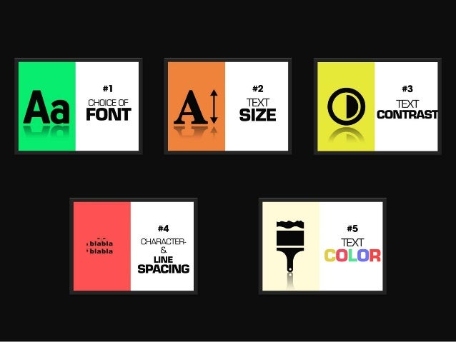 5 Tips For Better Typography In Your Slides