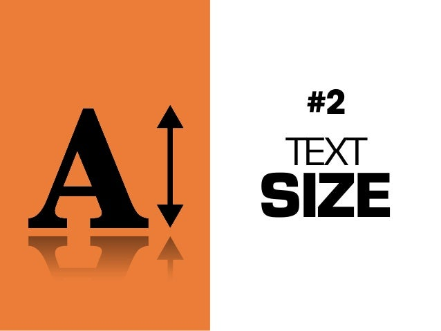 #3  TEXT  CONTRAST