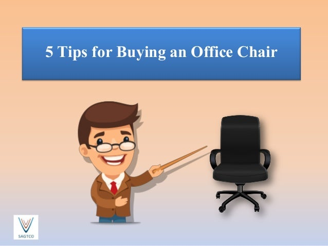 buying an office chair. buying an office chair