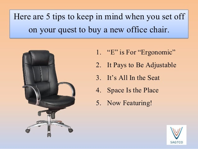 buying an office chair. 5 tips for buying an office chair 2 d