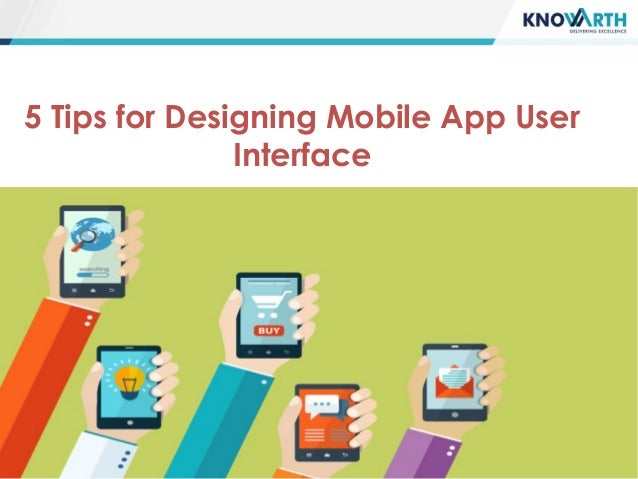 how to begin designing mobile apps