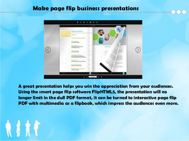 5 tips for making full use of page flip pdf in 2015