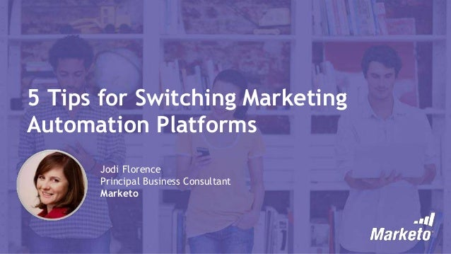 5 Tips for Switching MA Platforms