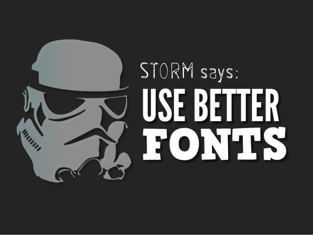 5 BIG tips to Become a Presentation Jedi - @itseugenec Slide 3