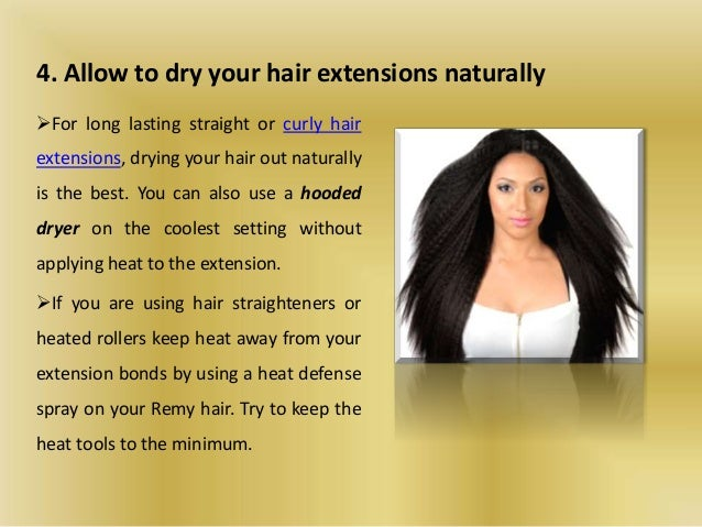 5 tips to care virgin indian hair extensions 6 pmusecretfo Images