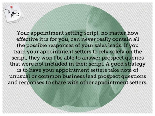 5 Tips To Help Improve Your Appointment Setting Campaigns