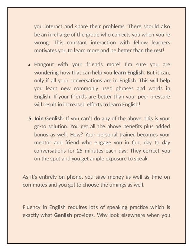 Veta English Speaking Course Pdf