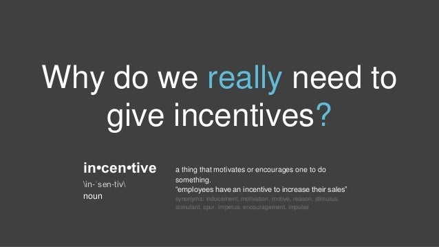 5 Tips to Make Incentives Meaningful and Retain Employees Slide 3
