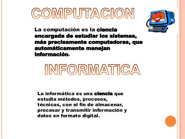 Una computadora o computador (del inglés computer y este del latín computare - 'calcular'), también denominada ordenador (...