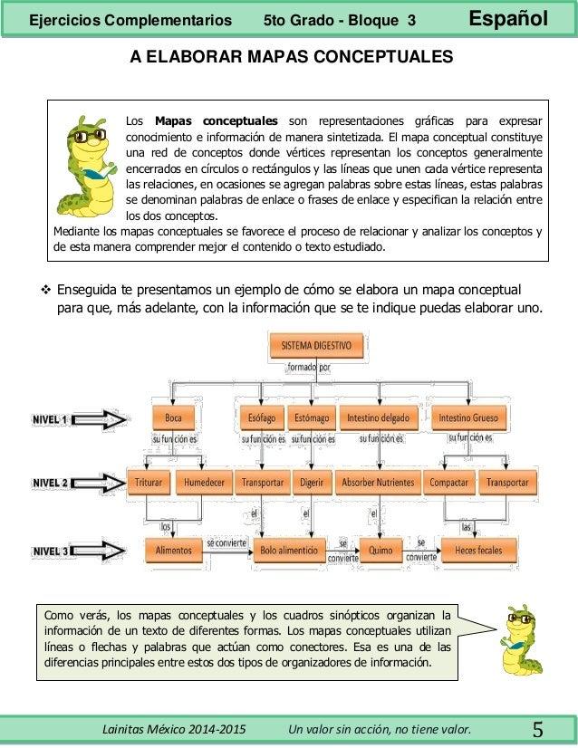 5to Grado Bloque 3 Ejercicios Complementarios | Download PDF - photo#18