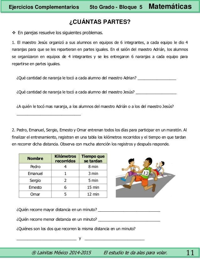 Vistoso Matemáticas Para Imprimir Hojas De Trabajo Libre De Quinto ...