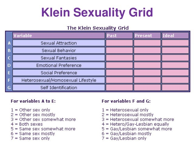 Klein sexual orientation grid pdf converter