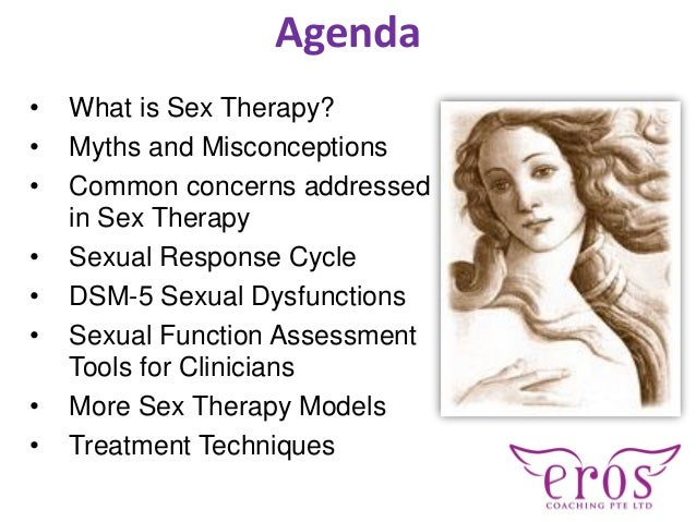 Sexy Secrets Of The Sex Therapists