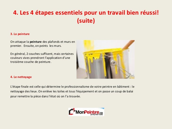 Trucs De Pro Pour Vos Projets De Peinture Intrieur