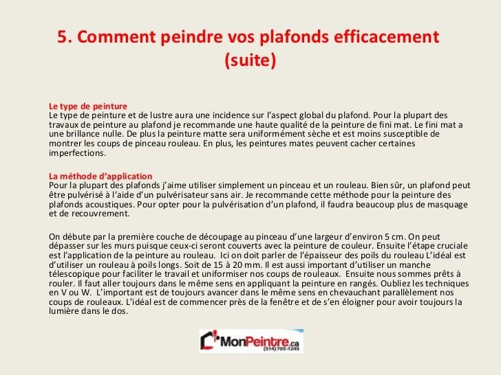 Outils Pour Plafonds Peinture U003c/liu003eu003c/ulu003e; 9. 5.