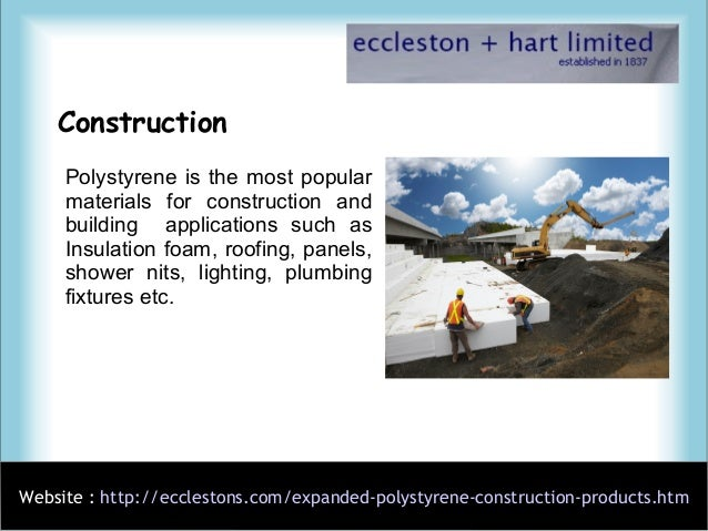 5 Type Of Uses Of Polystyrene