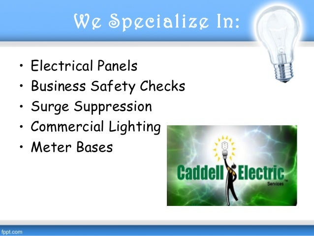 5 Types Of Commercial Electrical Services Offered By